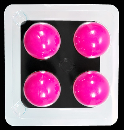 Glo-Balls For All Pinball Machines